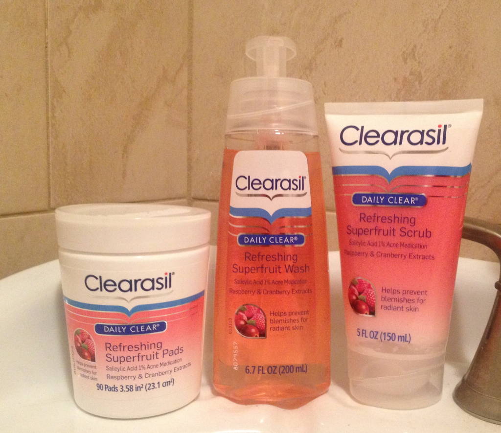 clearsil win the day