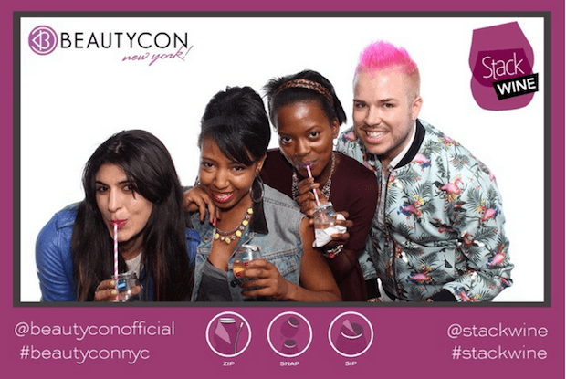 stackwine beautycon