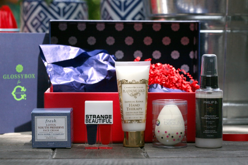 C. Wonder Stars & Stripes GLOSSYBOX
