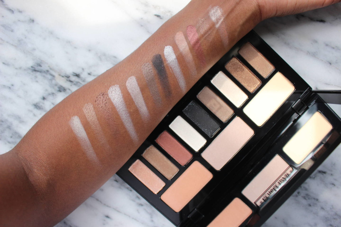 Kat Von D Shade Light Glimmer Eye Contour Palette