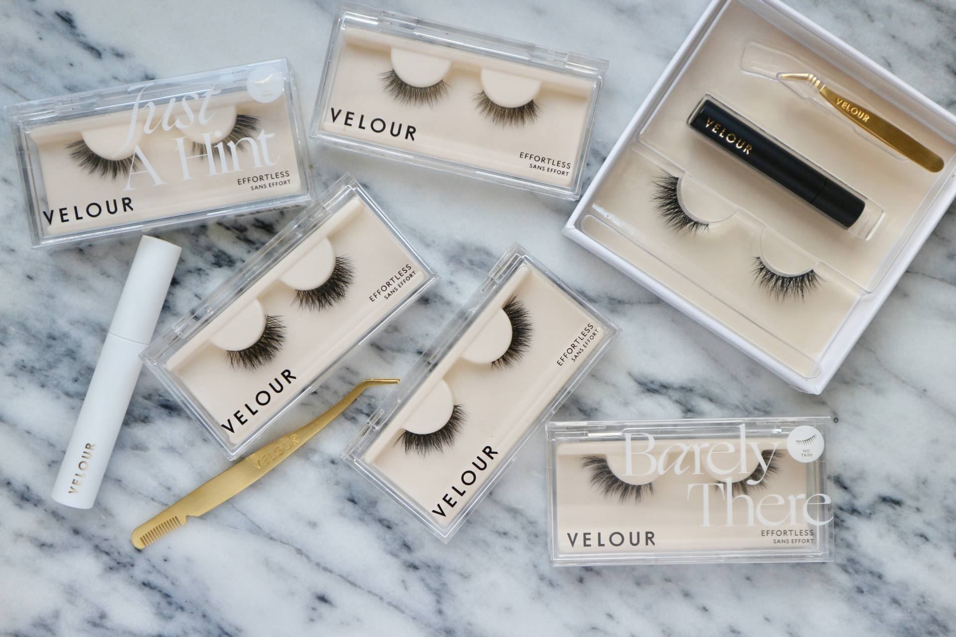 e108dadc005 Say Hello to the Effortless Collection by Velour Lashes